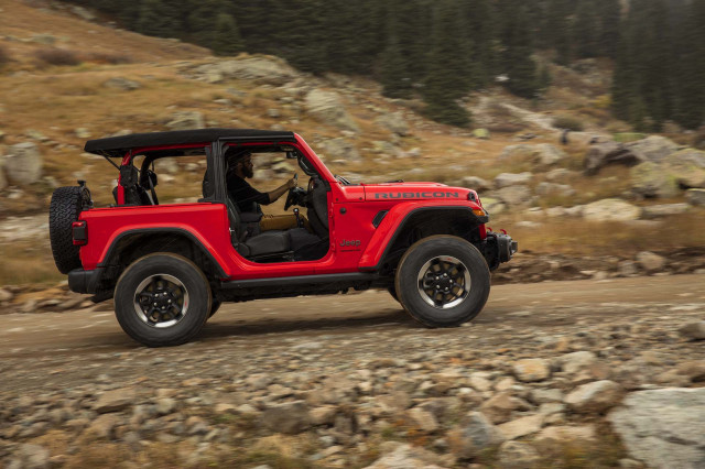 What's New for 2019: Jeep