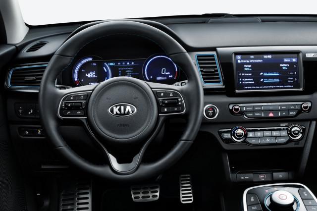 2019 Kia e-Niro (Niro EV)
