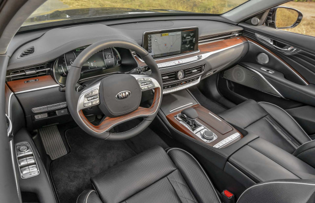2019 Kia K900 First Drive Review Tighter And More European