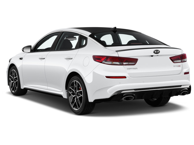 2019 Kia Optima Review Ratings Specs Prices And Photos The Car Connection