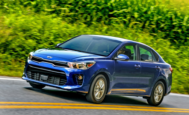 2019 Kia Rio Review Ratings Specs Prices And Photos The Car