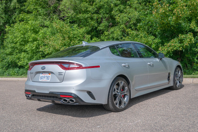 2018 kia stinger gt2 awd v6 review update tilting at benchmarks. Black Bedroom Furniture Sets. Home Design Ideas