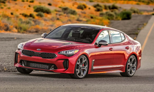 Kia sharply discounting Stingers to challenge rivals