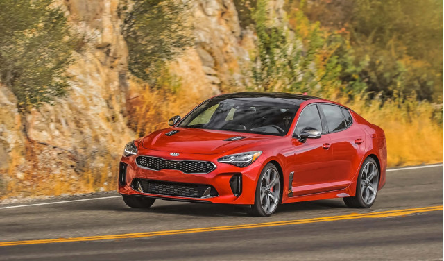2019 Kia Stinger crash tests, 2020 Cadillac CT4-V, the politics of electric cars: What's New @ The Car Connection