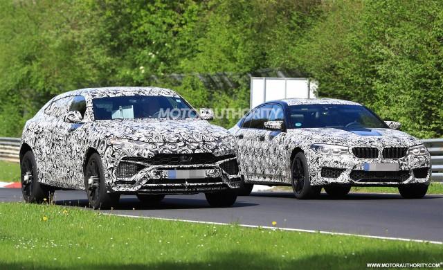 Lamborghini Urus, BMW M5, Acura TLX: This Week's Top Photos on lamborghini hummer, lamborghini ferrari, lamborghini porsche, lamborghini ford, lamborghini bugatti, lamborghini mini, lamborghini maserati,