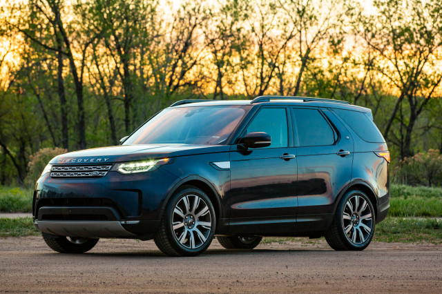 2019 Land Rover Discovery Td6