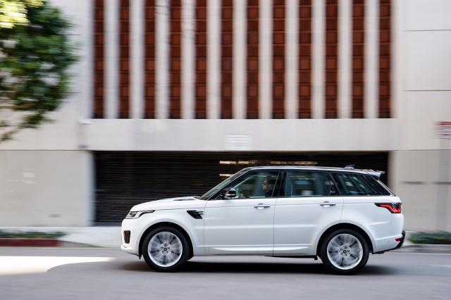 2019 Land Rover Range Rover Sport (P400e PHEV)