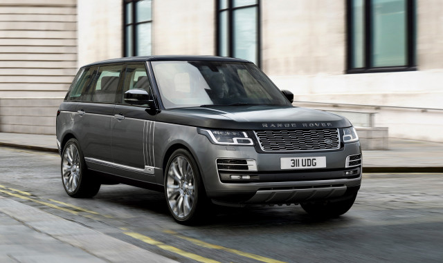 Range Rover SVAutobiography revealed ahead of LA Motor Show