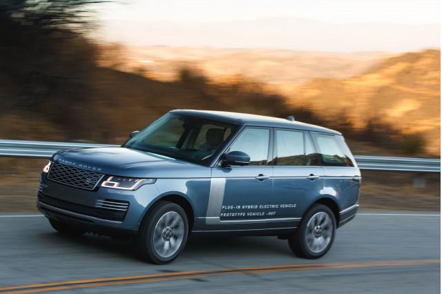 2019 Land Rover Range Rover P400e PHEV