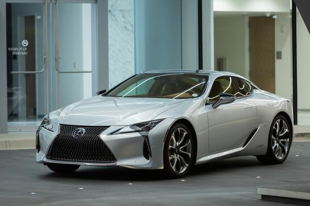 2019 Lexus LC500h