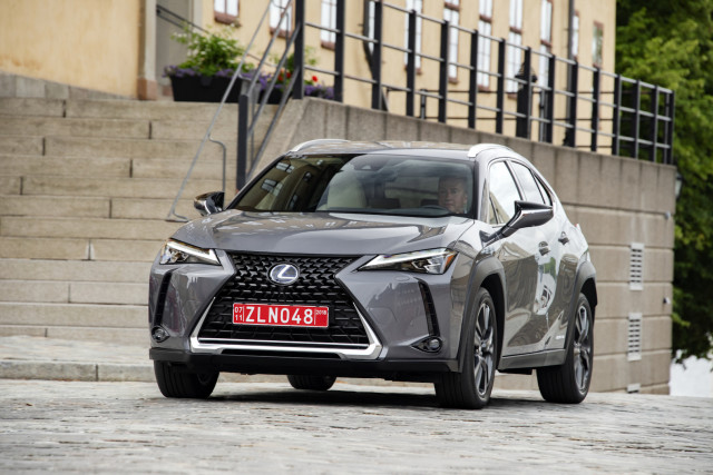 2019 Lexus UX first drive review: Small-minded, but not like that