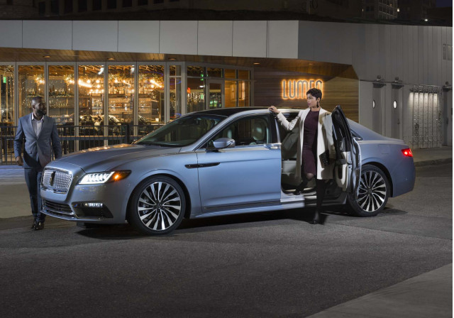 Lincoln Continental Coach Door Edition sold out