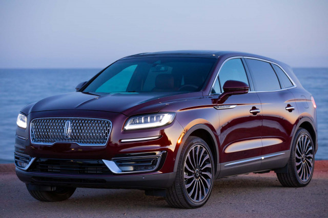 2019 Lincoln Nautilus First Drive Review Deep Dive Into Crossover