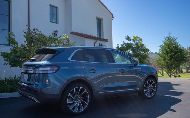 2019 Lincoln Nautilus first drive review