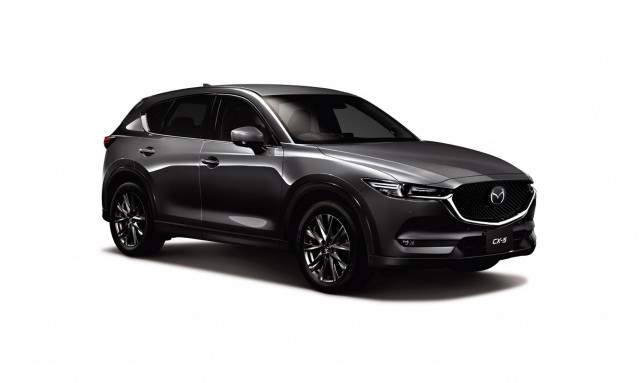 2019 Mazda CX-5 (Japanese spec)