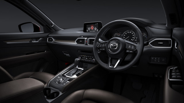 Mazda introducing G-Vectoring Control Plus