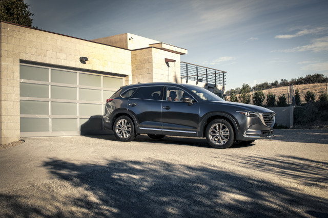 2019 Mazda 6, 2019 Mazda CX-9 earn Top Safety Pick+ honors