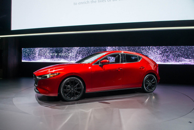 2019 Mazda 3 bows with new look, upgraded tech