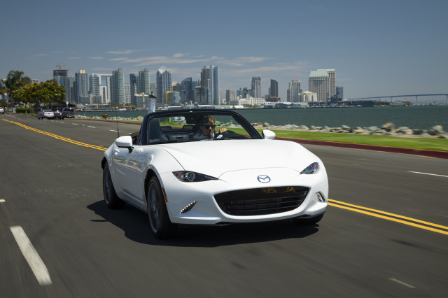 More powerful 2019 Mazda MX-5 Miata priced at $26,625