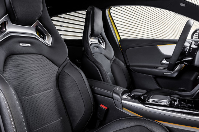 2019 Mercedes-AMG A35 hatchback