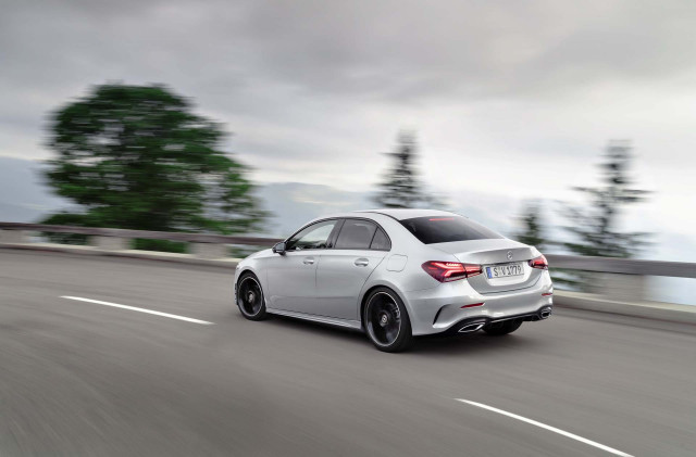 Mercedes-Benz A-Class Sedan (V177) is Far More Elegant Than Hatchback