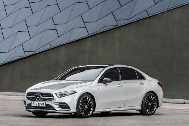 2019 mercedes benz a class review ratings specs prices. Black Bedroom Furniture Sets. Home Design Ideas