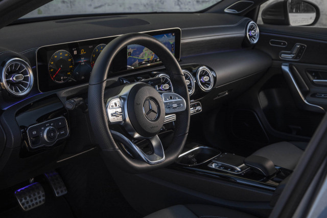 2019 Mercedes-Benz A-Class, Seattle media drive, September, 2018
