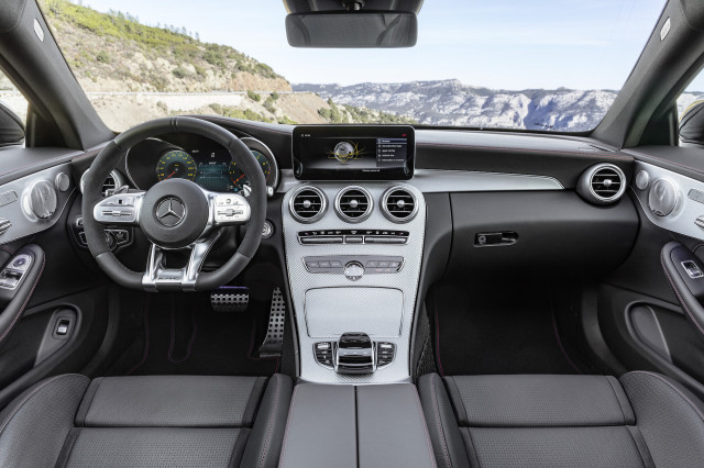 2019 mercedes benz c class coupe and cabriolet gain power and rh motorauthority com  mercedes benz c class coupe 2020