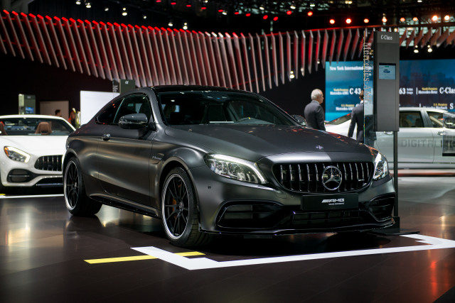 Next Generation Mercedes Amg C63 Will Be A Hybrid