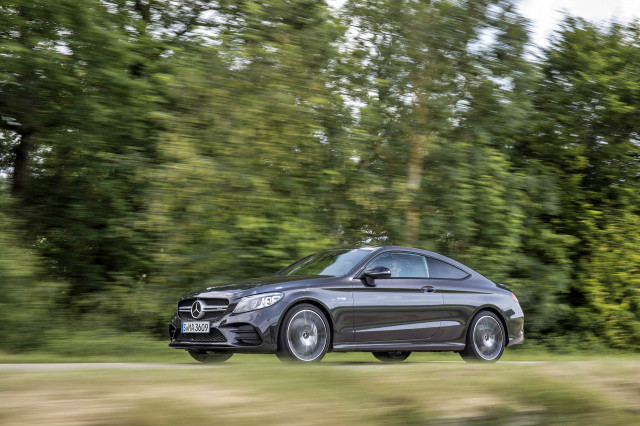 2019 Mercedes-Benz C-Class (C43 Coupe)