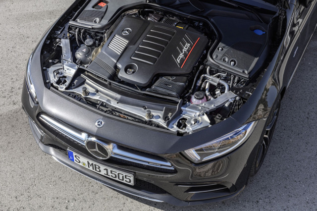 New mild-hybrid Mercedes-AMG 53-series breaks cover