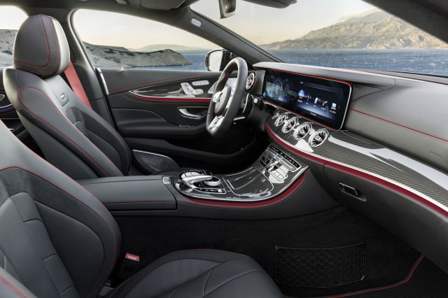 Efficiency meets performance in AMG\'s new 53 series