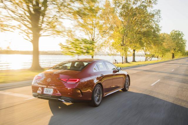 2019 Aston Martin DBS, 2019 Mercedes-Benz CLS, 2019 Hennessey