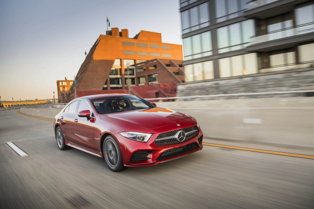2019 Mercedes CLS-Class, 2019 Maserati Levante GTS, Tesla Model 3 charging: What's New @ The Car Connection