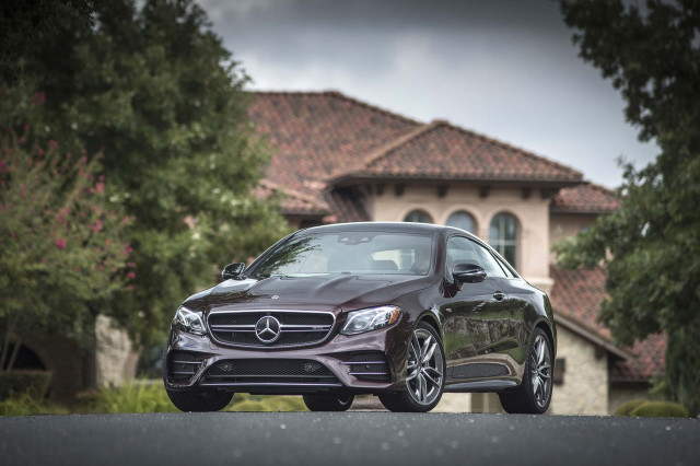 2019 Mercedes-Benz AMG E 53 coupe