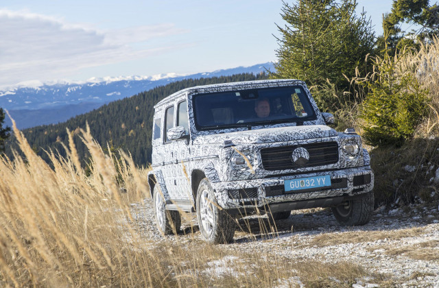 Next-gen Mercedes-Benz G-Class leaked ahead of debut