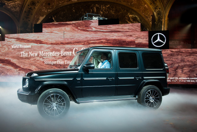 New and used mercedes benz g class prices photos for 2008 mercedes benz r350 recalls