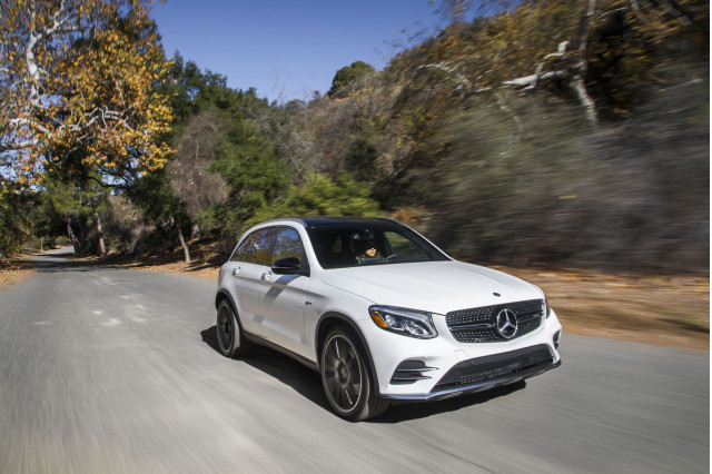 2019 Mercedes-Benz GLC Class Review, Ratings, Specs