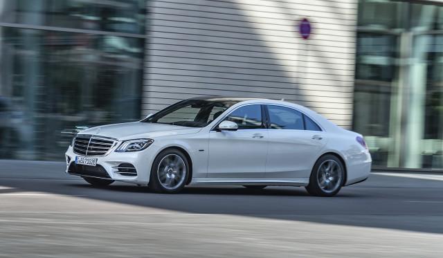 2019 Mercedes-Benz S560e