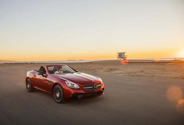2019 Mercedes-Benz SLC-Class (Mercedes-AMG SLC43)