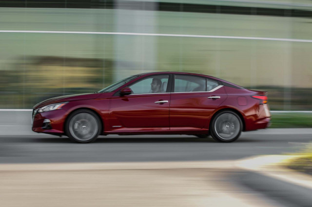 2019 Nissan Altima first drive review: The long game with a Hail Mary