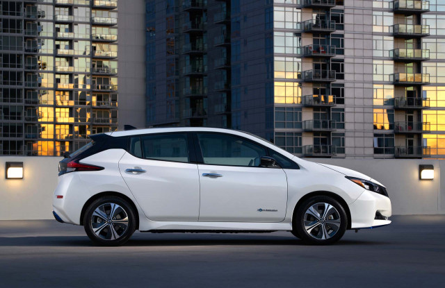 Nissan LEAF Hits Electric Vehicle Milestone With 400,000 Sales