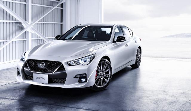 2019 Nissan Skyline (Japan spec)