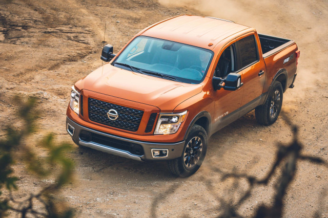Nissan recalls 91K Titan pickup trucks for wiring short