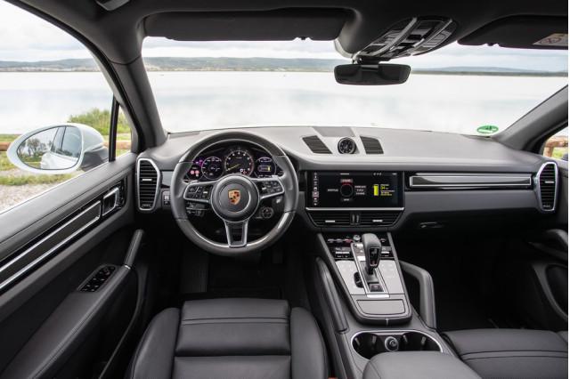 2019 Porsche Cayenne E Hybrid