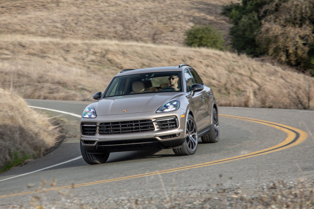 4 ways the 2019 porsche cayenne moves upmarket