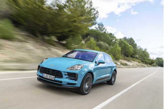 2019 Porsche Macan First Drive Review Honed And Toned