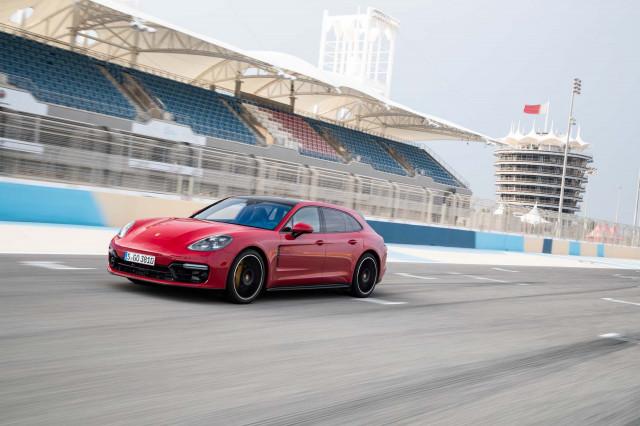 2019 Porsche Panamera GTS Sport Turismo first drive
