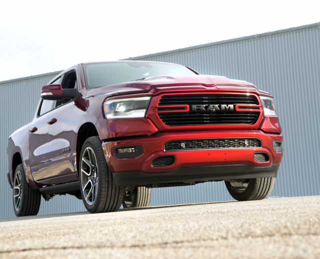 2019 Ram 1500 Sport, for Canada