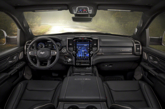 2019 Ram 1500 Revealed Ram With A Family Plan For Full